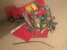 Mecanno - Various Vintage Mecanno Parts