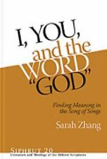 NEW - I, You, and the Word of God: Finding Meaning in the Song of Songs
