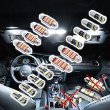 Audi A6 C7 4G Premium LED Innenraumbeleuchtung 14 SMD Set