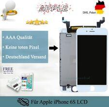 für iPhone 6S Display LCD mit Retina Glas Scheibe Bildschirm Front Weiss White