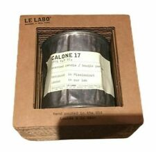 CALONE 17 LE LABO SCENTED CANDLE 195g !