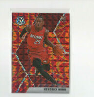 2019/20 Panini Mosaic Reactive Orange Prizm Kendrick Nunn Parallel RC #234 Heat