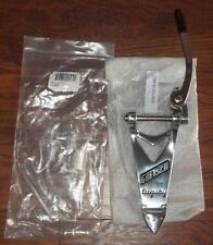 Bigsby® Gretsch B6C Tremolo Vibrato Tailpiece~Chrome~Made In The USA~Brand New