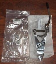 Bigsby® Gretsch B6C Tremolo Vibrato Bridge Tailpiece~Chrome~0060138100~Brand New