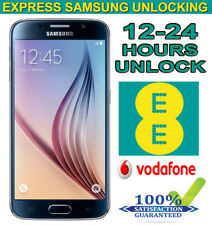 SAMSUNG All Model Factory Unlock Code Service For UK Vodafone & EE - 24Hrs