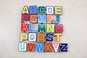Vtg  Alphabots Transformers Robot Letters Alphabet 1980's Full Set  Bandai ?