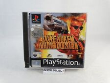 DUKE NUKEM TIME TO KILL PLAYSTATION 1 2 3 ONE PS1 PS2 PS3 PAL ITALIANO COMPLETO