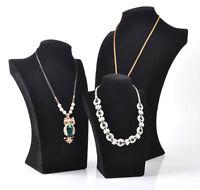 AA Bg /_ EP/_ Luxus Engel samt Schmuck Ringe Halskette Anzeige Geschenkbox Behält