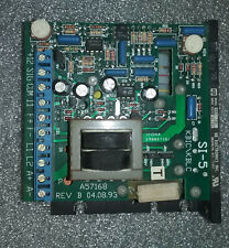 Kbic 125 Motor Control With Si 5 Barrier Terminal Isolator Board Kb Electronic