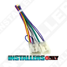 AFTERMARKET CAR RADIO/STEREO WIRING HARNESS, TOYOTA 1761 WIRE ADAPTER/PLUG