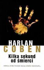 Kilka sekund od smierci, Harlan Coben,  polish book, polska ksiazka