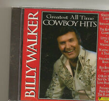 """BILLY WALKER, CD """"GREATEST ALL TIME COWBOY HITS"""" NEW SEALED"""