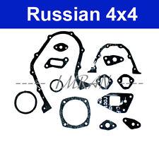 Dichtungssatz Motor, Wasserpumpe Kettenspanner Benzinpumpe Lada Niva 2121, 21214