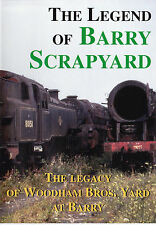 Legend of Barry Scrapyard Dvd: Dai Woodham Brothers Yard Wales Barry 10 Docks