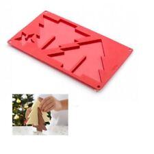 ̶1̶3̶,̶5̶0̶ ̶€̶ ➠7,50 € Moule à gâteau silicone Sapin Noël 3D avec étoile