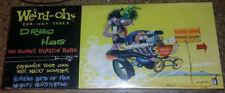 #16003 Hawk Weird-Ohs Drag Hag The Bonny Blastin' Babe Model Kit New in the box