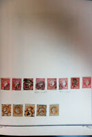 Spain Early Stamp Collection And Study 1800's to 1970's