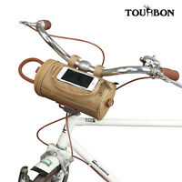 Tourbon Road Bicycle Handlebar Case Storage Bike Cycling Bag Pouch Phone Holder