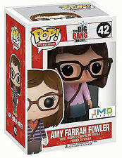 FUNKO POP! Television_The Big Bang Theory_AMY FARRAH FOWLER Variant Vinyl figure