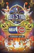 NBA ALL-STARS 2014 NEW ORLEANS Promo Ad (Full-Page) Kyrie Irving MVP