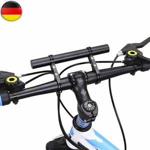 20CM Fahrrad Extender Aluminium Legierung Fahrrad Verlängerung Halterung -DE