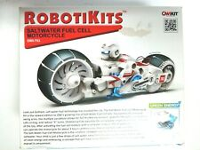 ROBOTIKITS SALTWATER FUEL CELL MOTORCYCLE KIT NEW