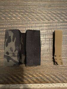 Esstac Black Multicam Double Stack Pistol GAP Kywi Magazine Glock WTF Straps