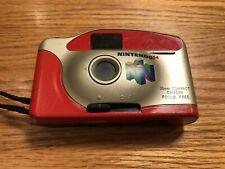 Collectible Nintendo 64 - Red - 35mm Compact Camera - RARE