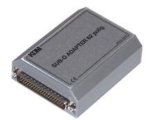 SUB D Mess u.Prüf  Adapter  62 polig HD - messen, prüfen, anpassen - mit Gehäuse