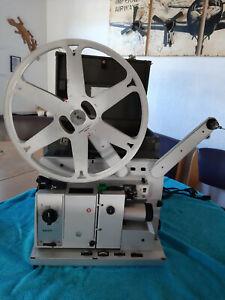 Bauer 16 mm  Filmprojektor P6 Automatic TS,  plus Transportbox