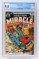 Mister Miracle #6 - DC 1972 CGC 9.0 1st Appearance of the Female Furies (Bernade