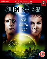 Alien Nation (1988)      Blu Ray + DVD      Brand New & Sealed