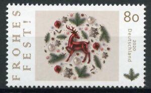 Germany Christmas Stamps 2020 MNH Celebration Decorations 1v Set