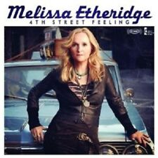 "MELISSA ETHERIDGE ""4TH STREET FEELING"" CD NEW+++++++++++"