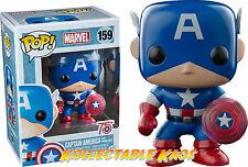 Captain America - 75th Anniversary Captain America with Photon Shield Pop! Vinyl