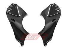 Kawasaki ZX6R Ram Air Intake Duct Panel Cover Fairings 100% Carbon Fiber Fibre
