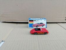 Porsche 356 Speedster van Tomica F-9 in Box 1:59 Golden Logo N M Box TOMY