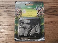 Ral Partha Miniatures 02-006 Sea Elf with Pike Sealed Blister