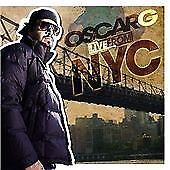Oscar G. - Live From NYC (Live Recording/Mixed by , 2010)
