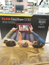 "Kodak EasyShare S730 7"" Digital Picture Frame & Free Shipping!!!"