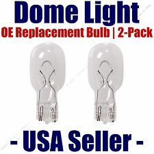 Dome Light Bulb  Pack Oe Replacement Fits Listed Ford Vehicles  Fits Ford Excursion