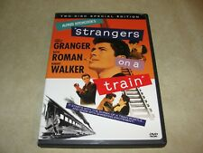 Strangers On A Train (Dvd, 2004, 2-Disc Set Special Edition) Alfred Hitchcock'S