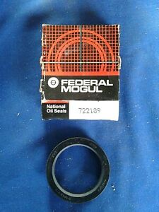 National Oil Seals Axle Spindle Seal # 722109