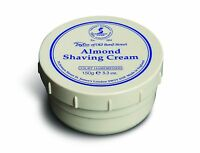 Taylor of old Bond Street Rasiercreme ALMOND Luxury Shaving Creme 150g England