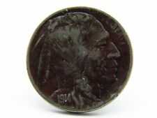 1914 US BUFFALO NICKEL 5C FIVE CENT COIN Q1