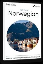 Eurotalk Talk Now Norwegian for Beginners - Download option and Cd Rom