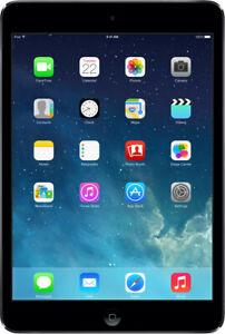 Apple IPAD Mini 2 16GB Tablette 7.9 Pouces Wifi + LTE Espace Gris (Me800kn/A)