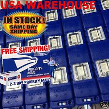 200 BLUE 5730 LED ModuleS waterproof injection mold Store Front Windows Light XZ
