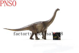 27'' PNSO Rare Huanghetitan Dinosaur Model Toy Scientific Art Figures Decor Gift