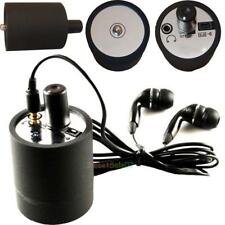 Eavesdropping Spy Bug Monitor Listen Through Wall Door Ear Microphone Voice Bug
